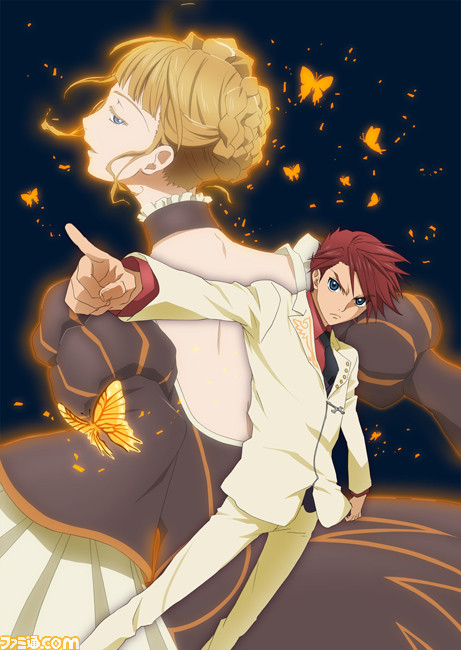 Umineko anime key visual