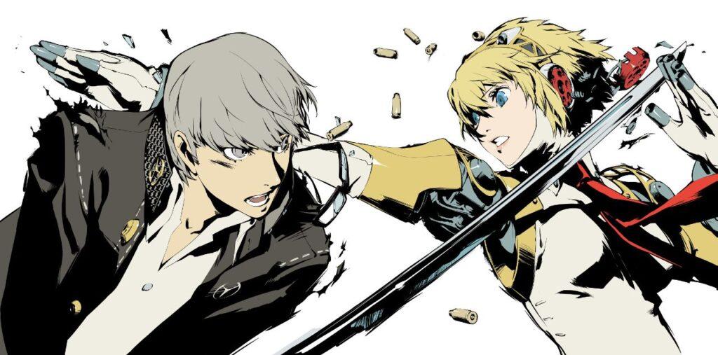 Persona Anime Cover