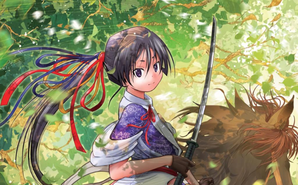 Screenshot from The Elusive Samurai Chapter 20