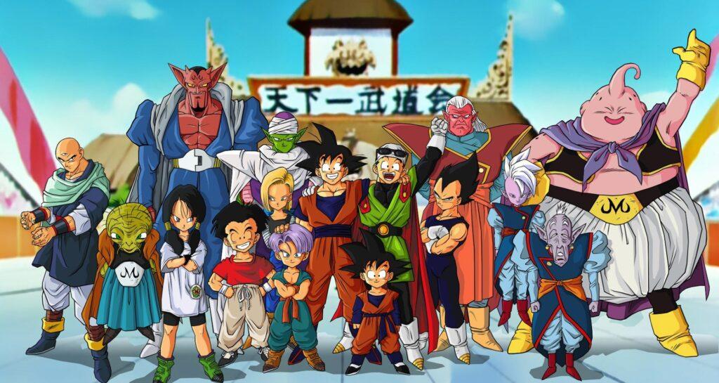 Dragon Ball Z Characters