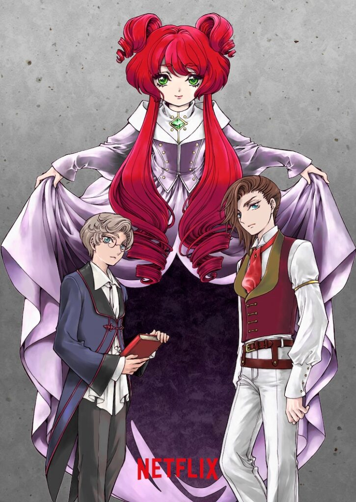 Clamp Anime Series for NETFLIX