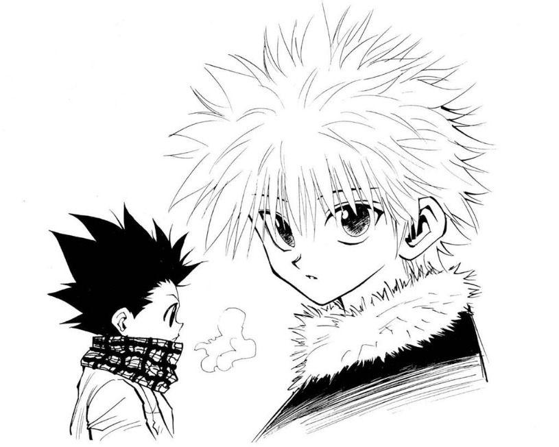 Hunter x Hunter illustration