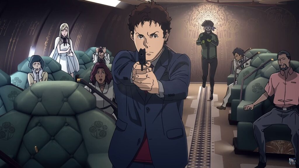 Gundam Hathaway screenshot