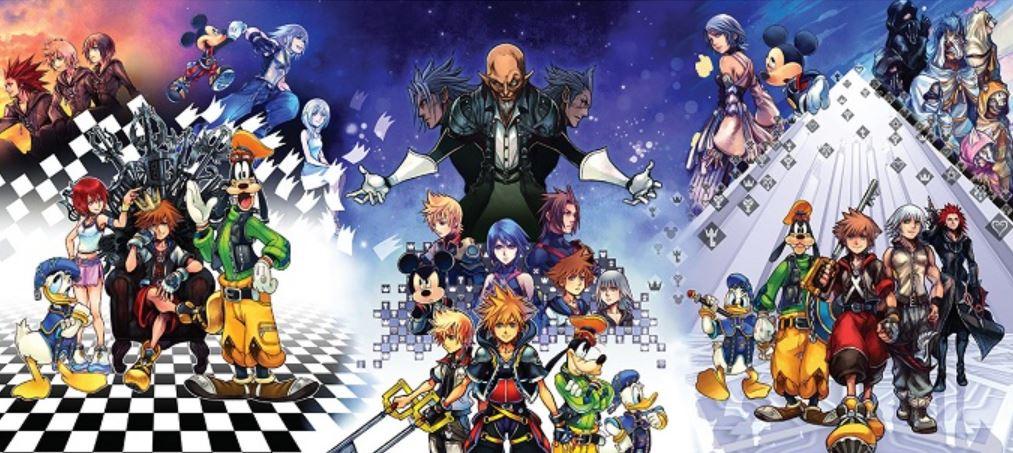 Kingdom Hearts Covers