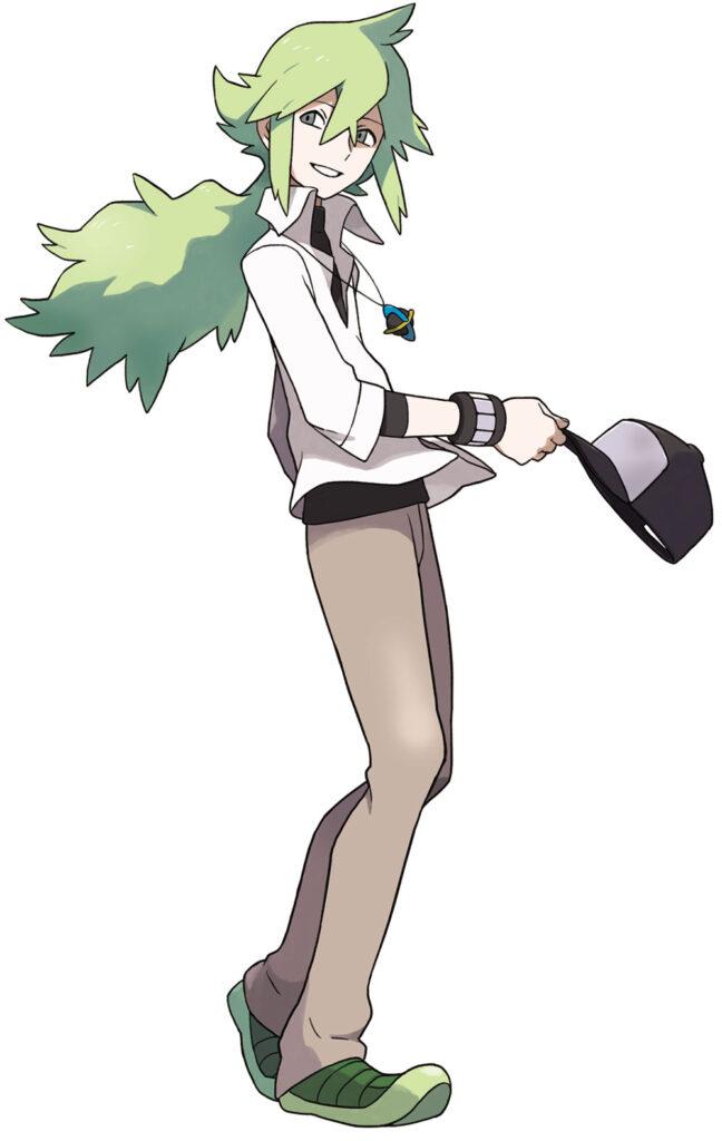 Pokémon Black and White N