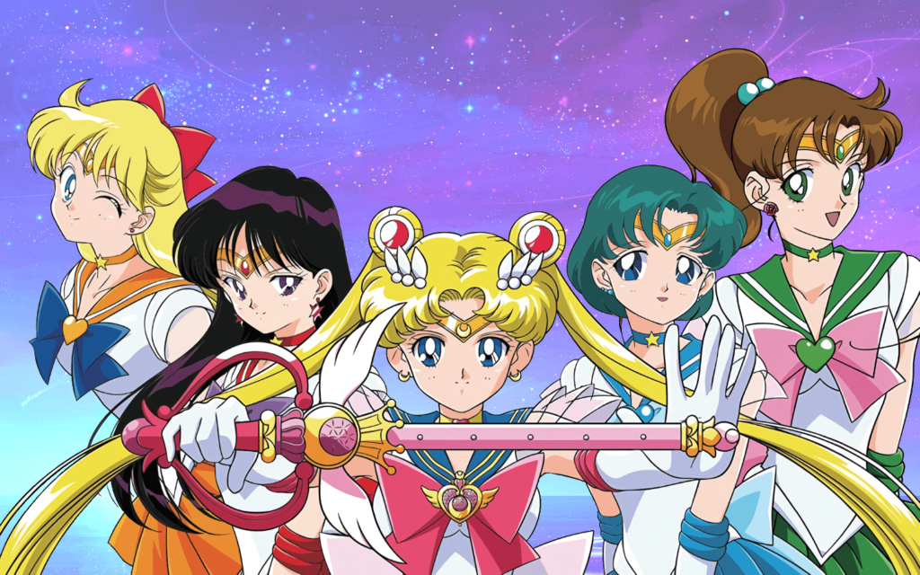 Sailor Moon Watch Guide