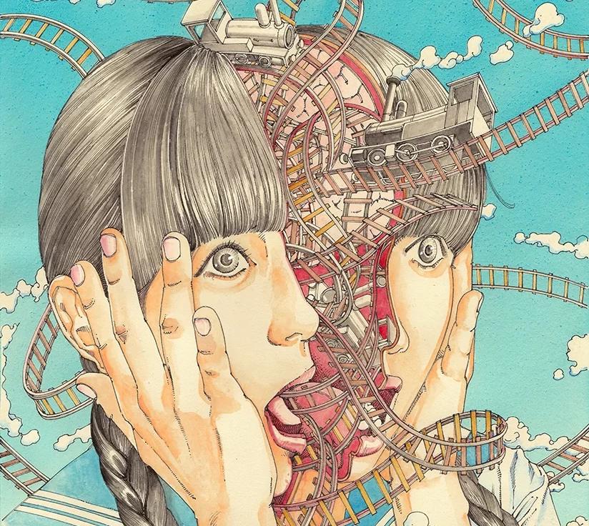 Shintaro Kago art