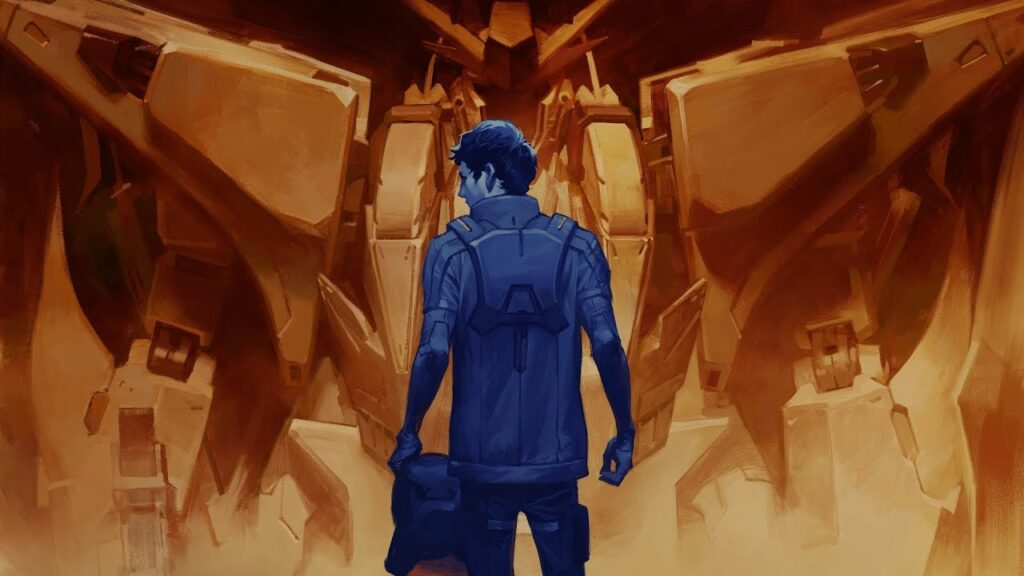 Mobile Suit Gundam Hathaway Review: The Consequence of War (and Streaming)