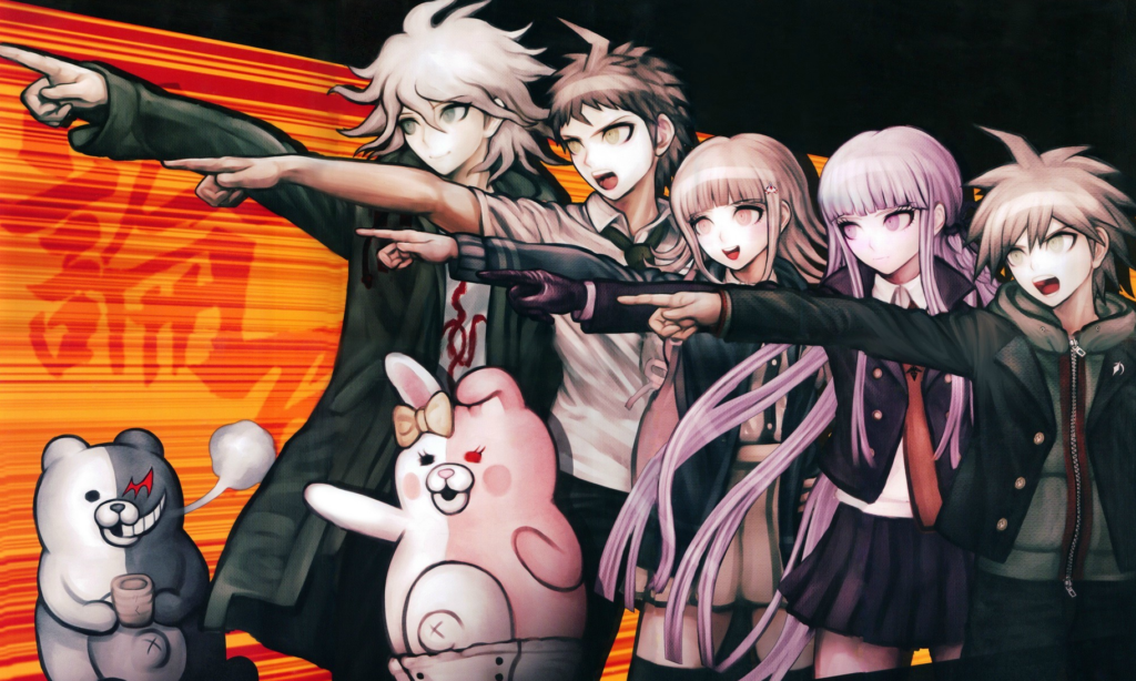 DGRP main characters feature image