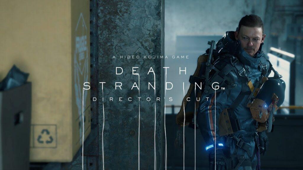 Death Stranding PS5 TOP