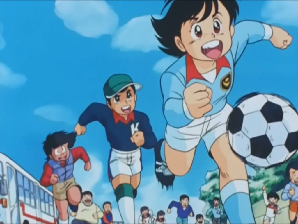 Ganbare, Kickers!/ Fight! Kickers