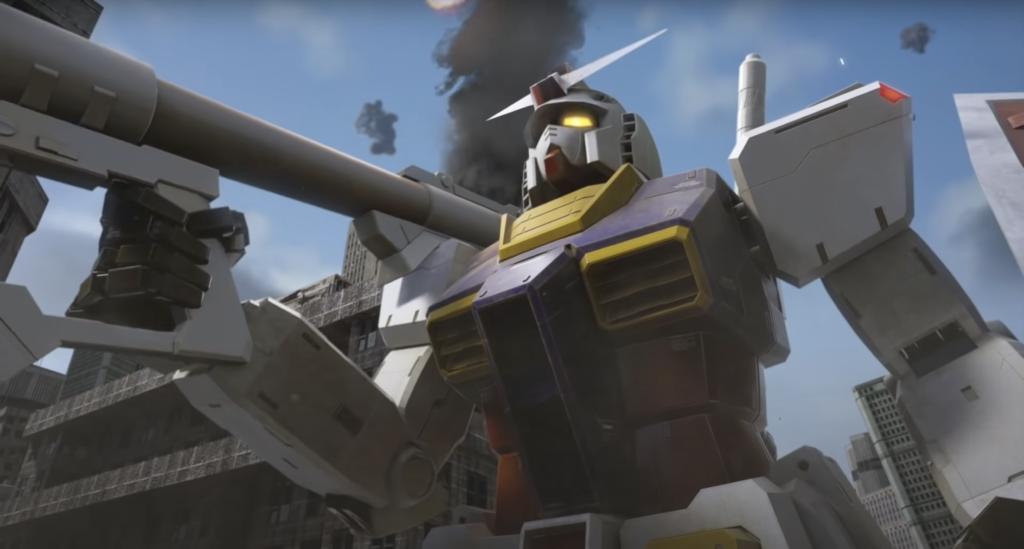 Gundam Battle