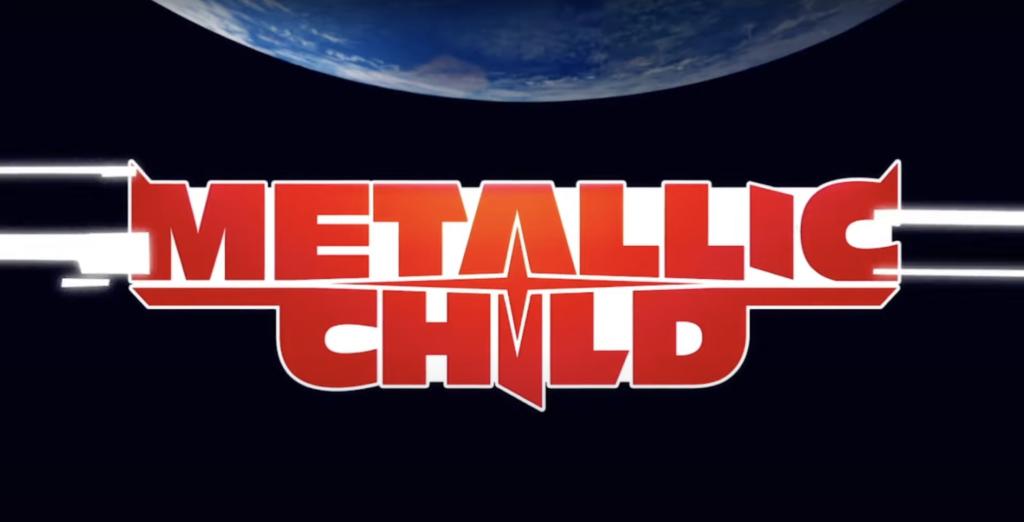 Metallic Child TOP