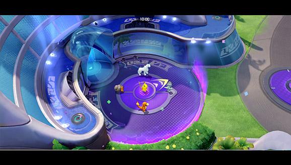 Pokemon Unite Screenshot