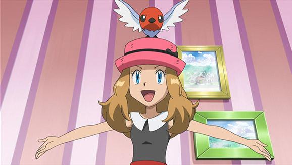 Serena, Pokémon XY