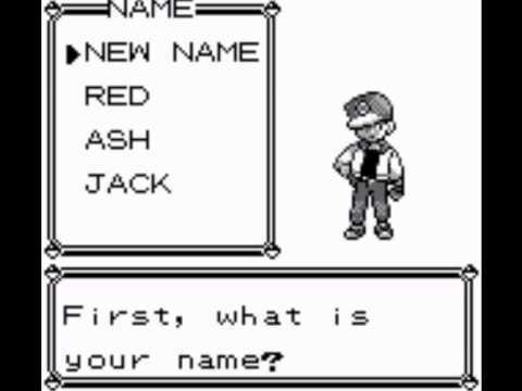 Pokémon naming screen: Pokémon anime watch guide