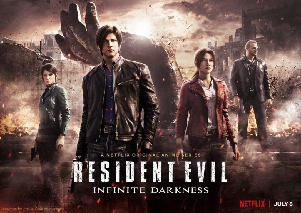 Resident Evil: Infinite Darkness