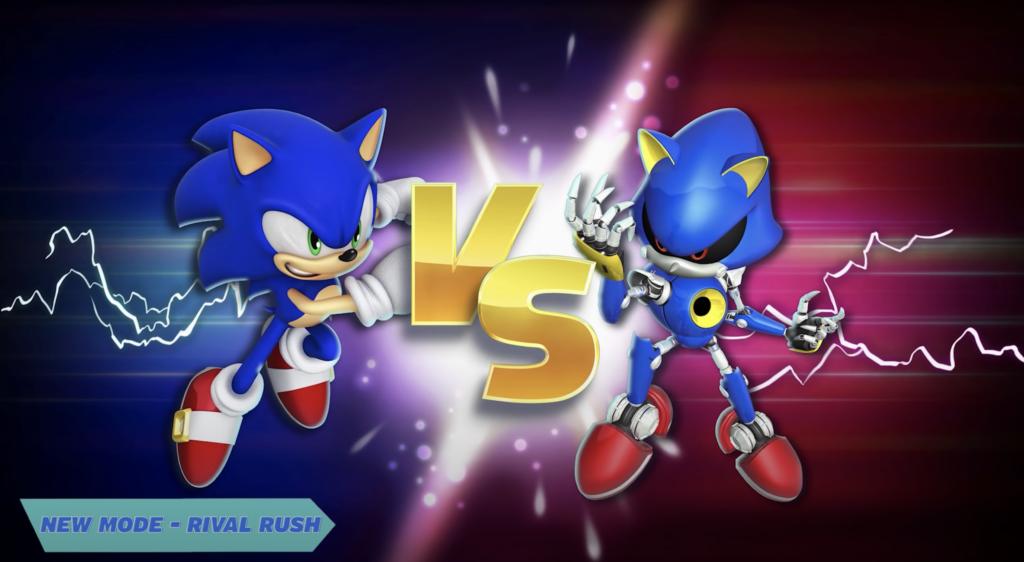 Sonic Colors Ultimate Rival Rush