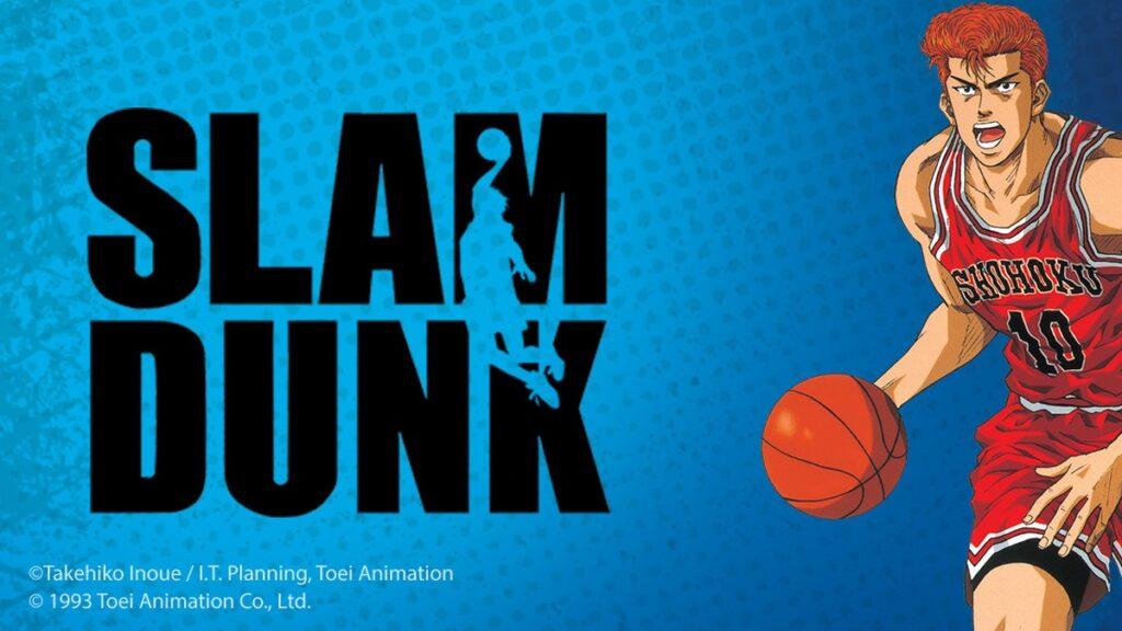 7 Must-Watch Basketball Anime Series: Slam Dunk
