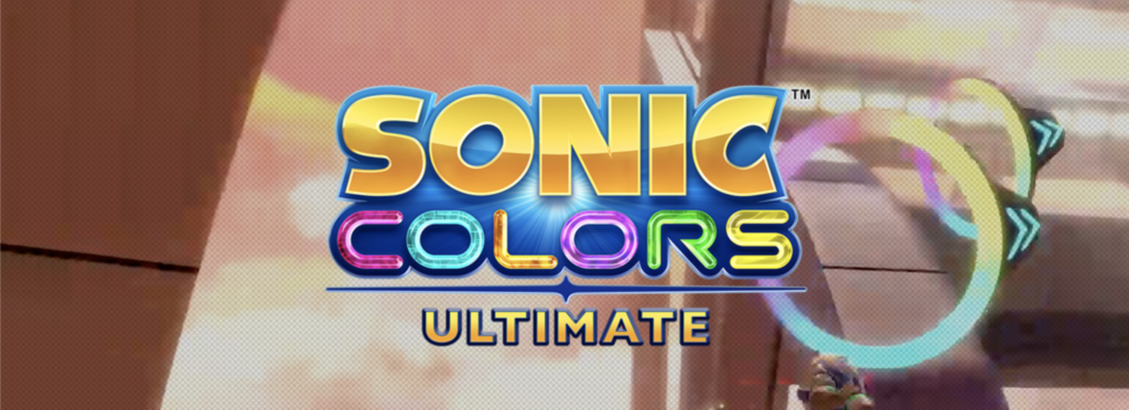 Sonic Colors Ultimate TOP