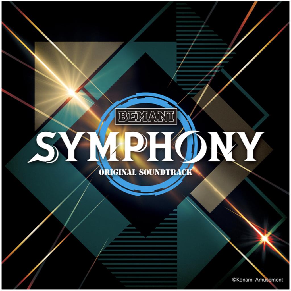 BEMANI SYMPHONY ORIGINAL SOUNDTRACK Album Jacket