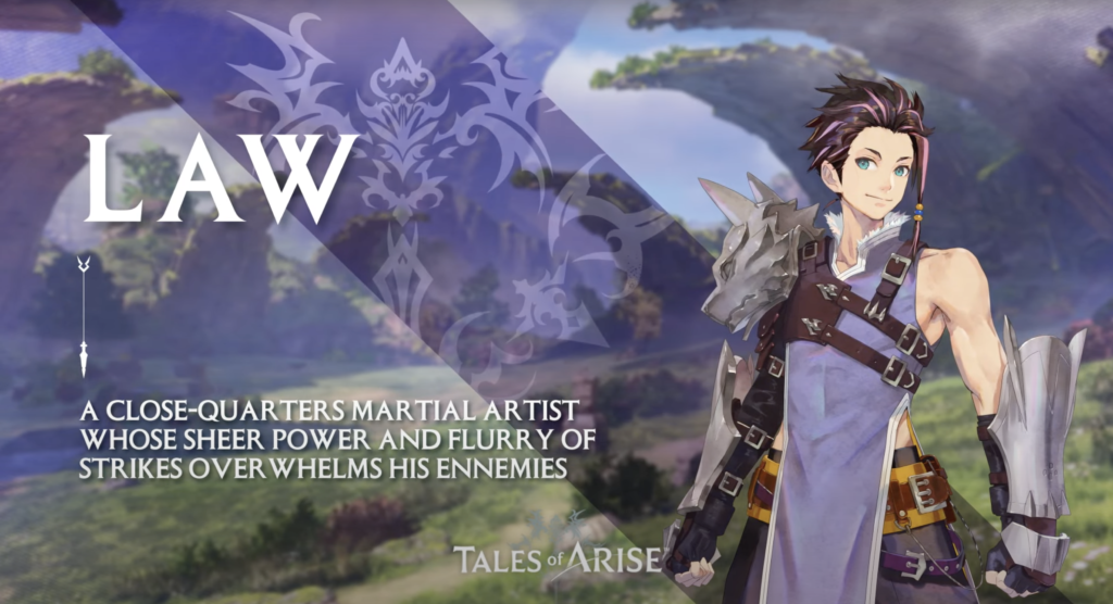 Tales of Arise LAW TOP