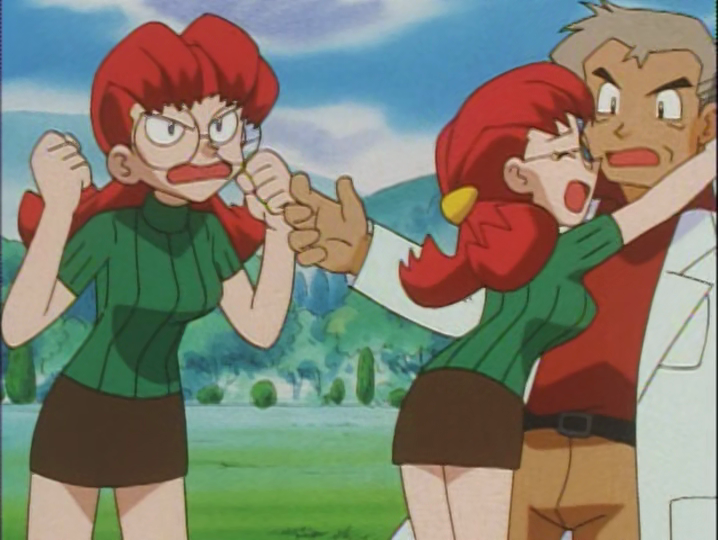 Jessie, DJ Mary and Professor Oak: Will The Real Oak Please Stand Up? episode