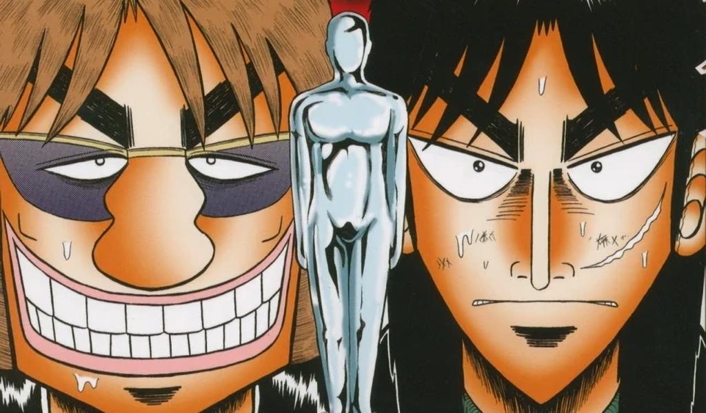 Kaiji 25th anniversary
