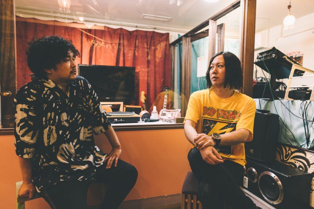 HOME, SWEET HOME - Shimomura and TAICHIRO
