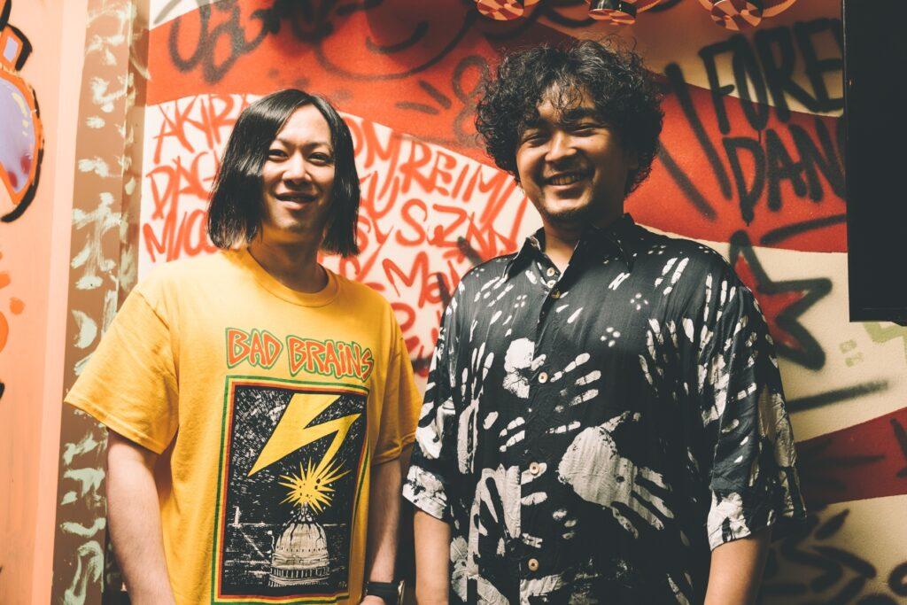 HOME, SWEET HOME - TAICHIRO and Shimomura