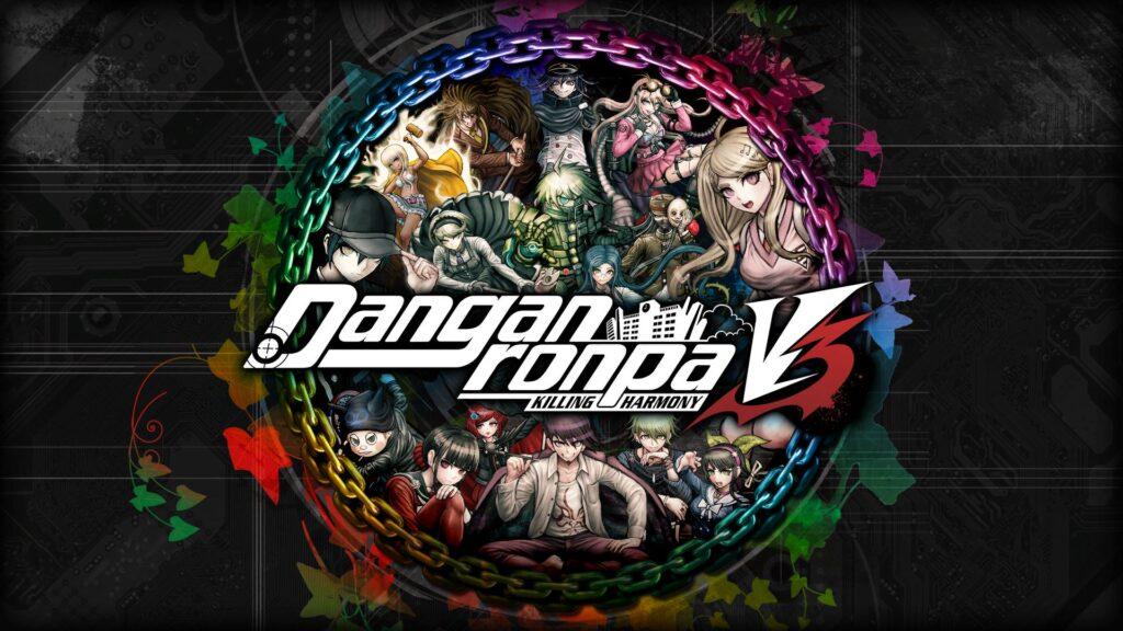 danganronpa v3 killing harmony game