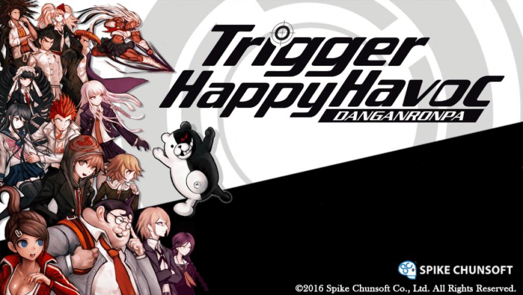 danganronpa trigger happy havoc cover