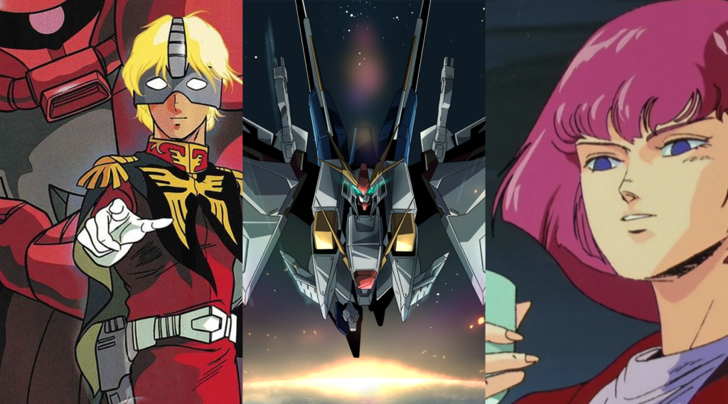 UC Gundam Watch Order Guide