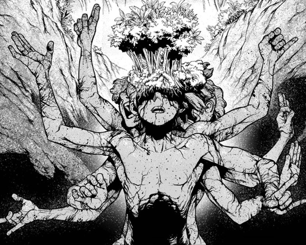Screenshot from Dr. STONE Chapter 204