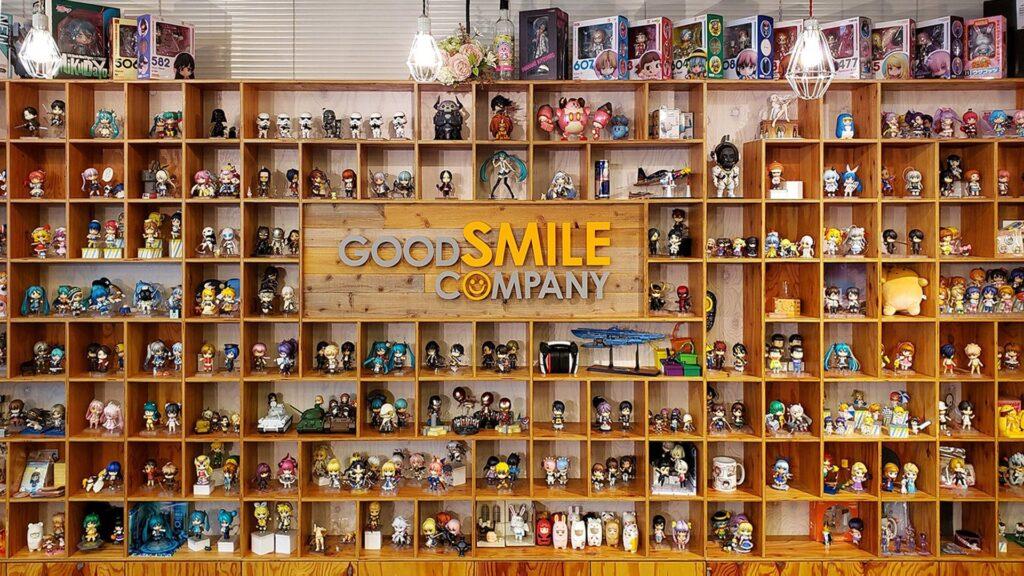 good smile company showcase
