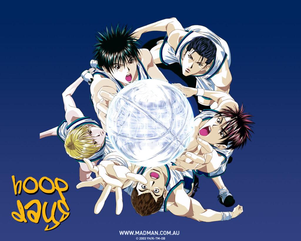 7 Must-Watch Basketball Anime Series: Dear Boys/ Hoop Days