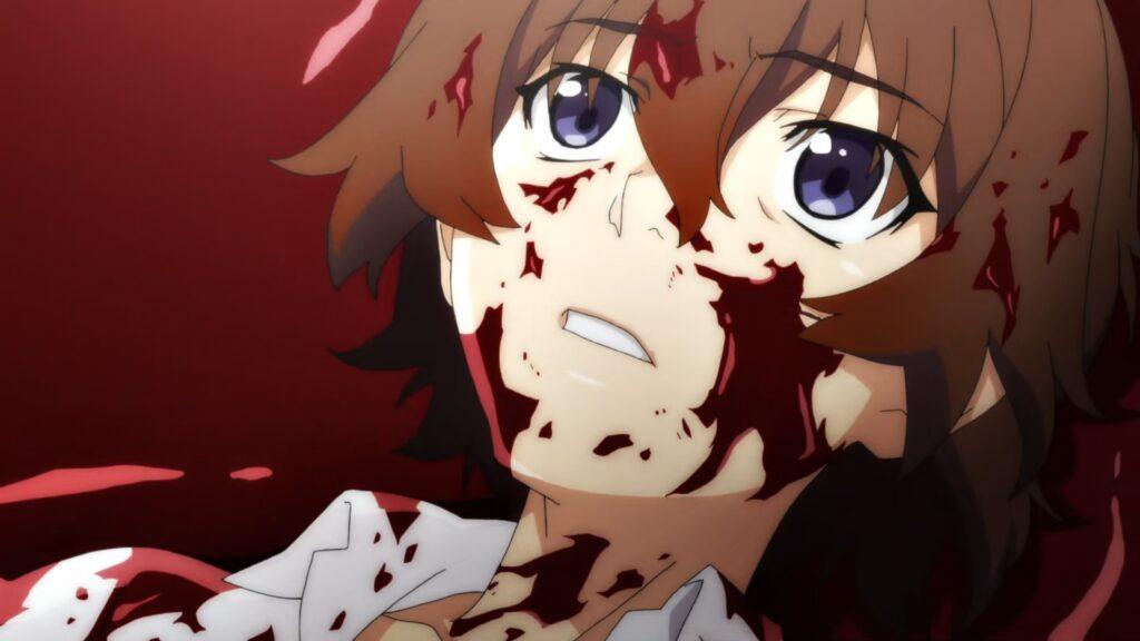 Higurashi screenshot