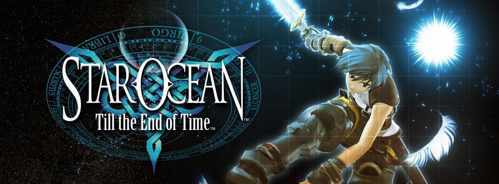 Square Enix RPG Star Ocean