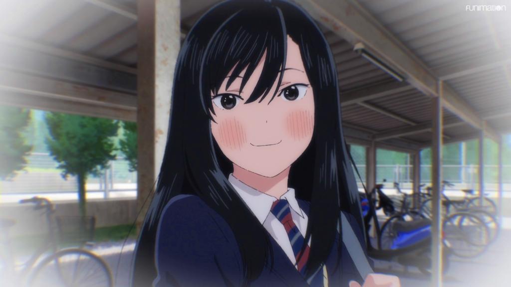 super cub anime reiko